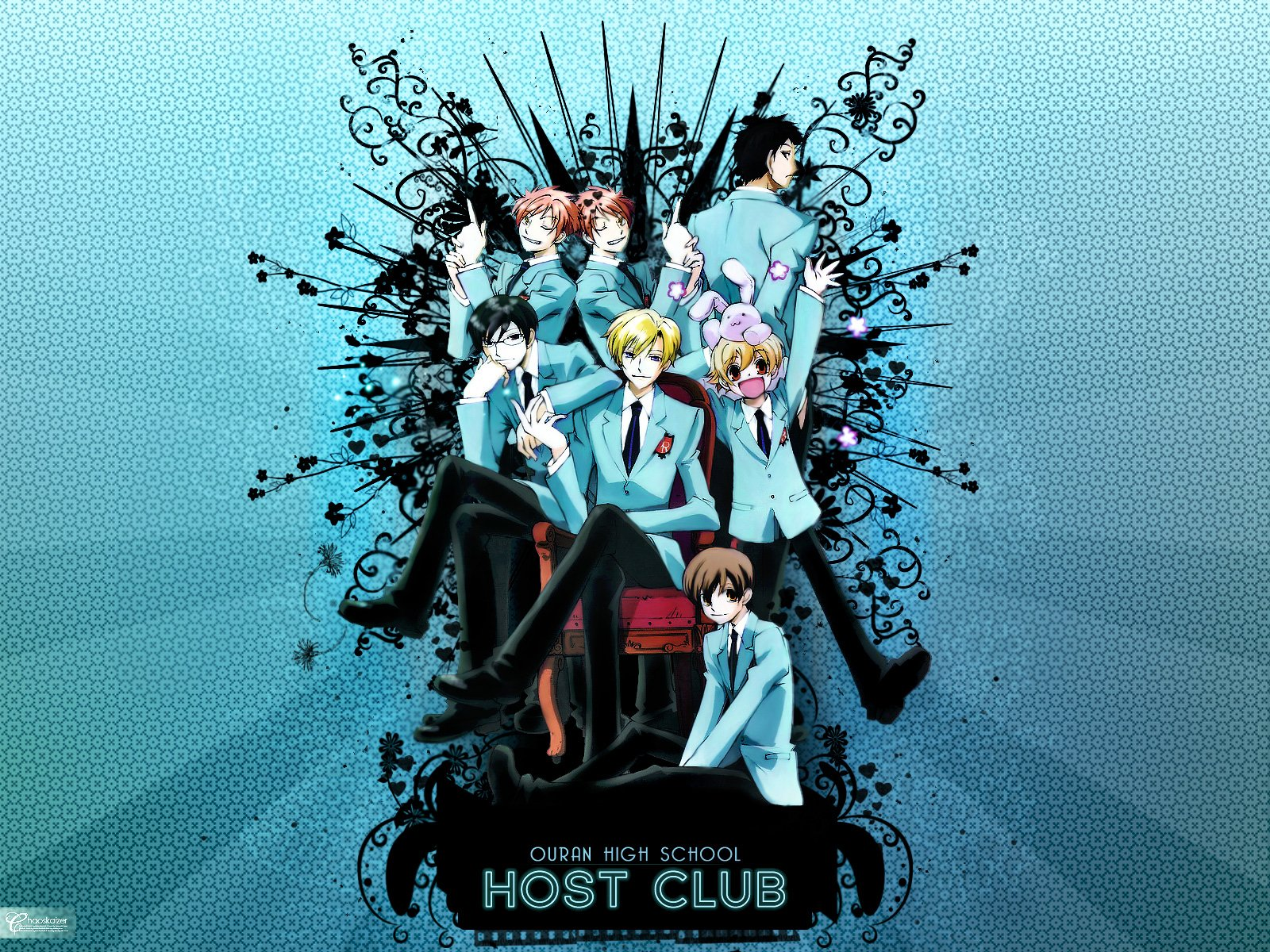 55 Ouran High School Host Club Hd Wallpapers Background Images
