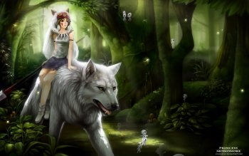 Movie - Princess Mononoke Wallpapers and Backgrounds ID : 168323