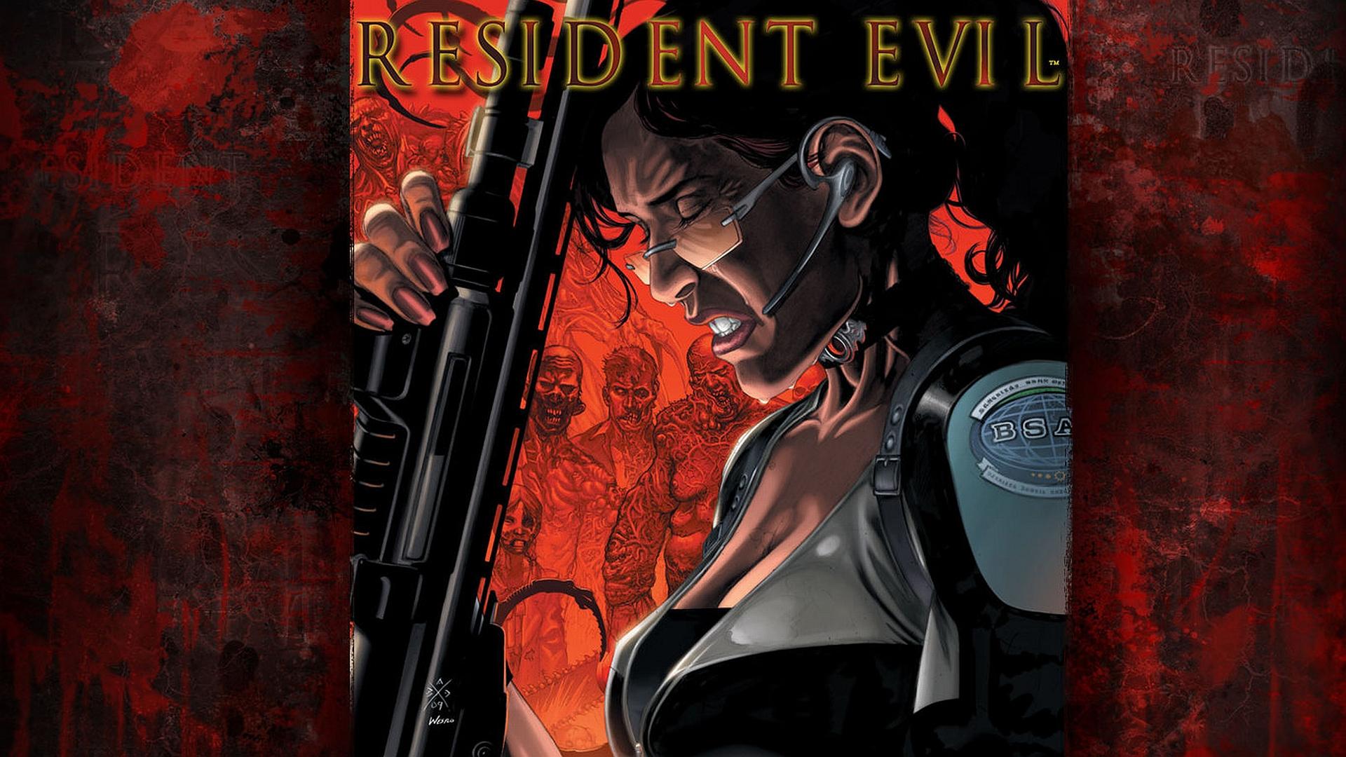 Resident Evil HD Wallpaper | Background Image | 1920x1080 ...