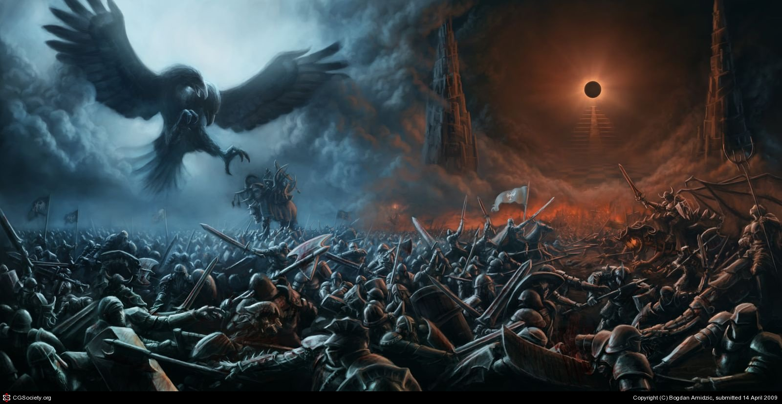 39 Hell Hd Wallpapers Background Images Wallpaper Abyss