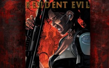 Comics - Resident Evil Wallpapers and Backgrounds ID : 169133