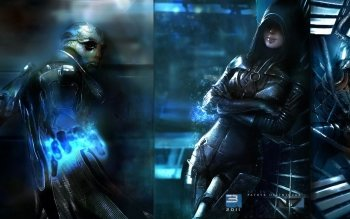 Computerspel - Mass Effect 3 Wallpapers and Backgrounds ID : 169611