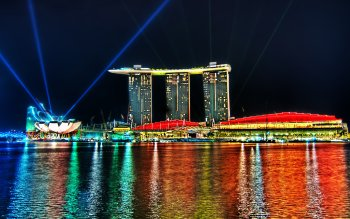 Man Made - Marina Bay Sands Wallpapers and Backgrounds ID : 169653
