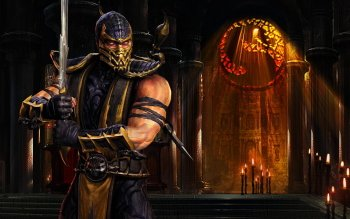 Компьютерная игра - Mortal Kombat Wallpapers and Backgrounds ID : 169951