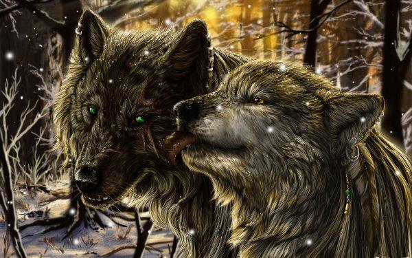 Fantasy - Animal Wallpaper