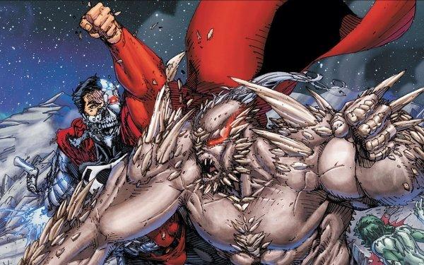 Comics Doomsday HD Wallpaper   Background Image