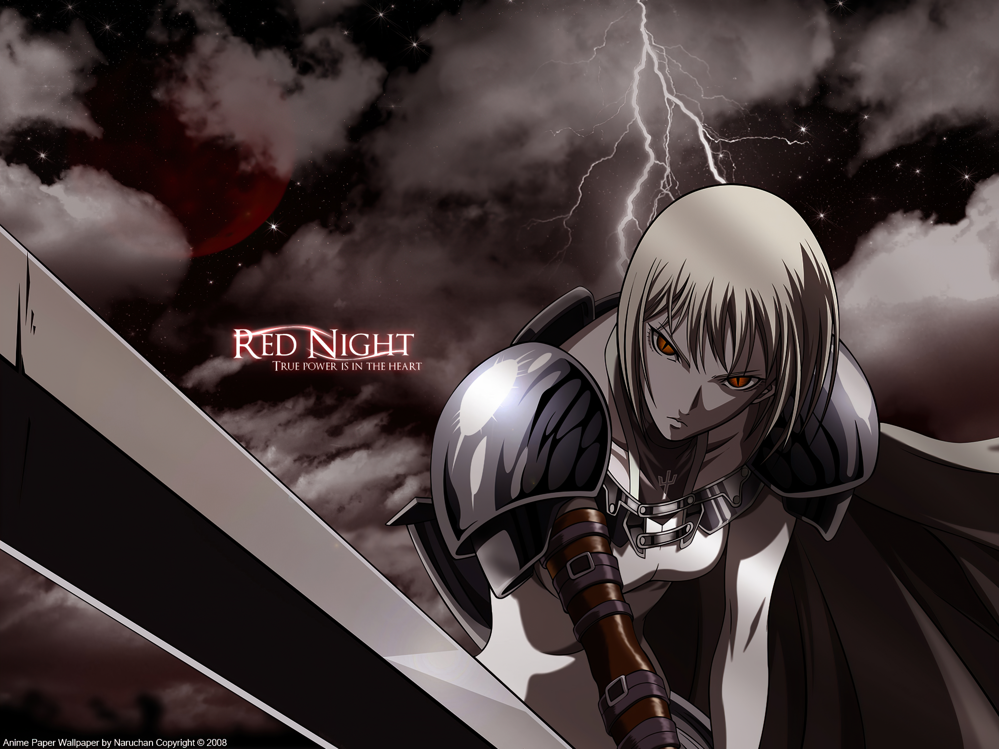 claymore wallpaper and background 1600x1200 id 171151