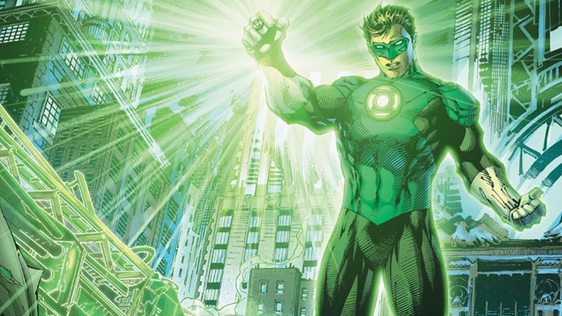 Green Lantern Comic Wallpaper: Green Lantern Full HD Wallpaper And Background Image
