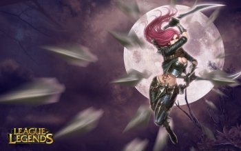 Video Game - League Of Legends Wallpapers and Backgrounds ID : 171343