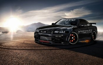 Vehicles - Nissan Wallpapers and Backgrounds ID : 171523