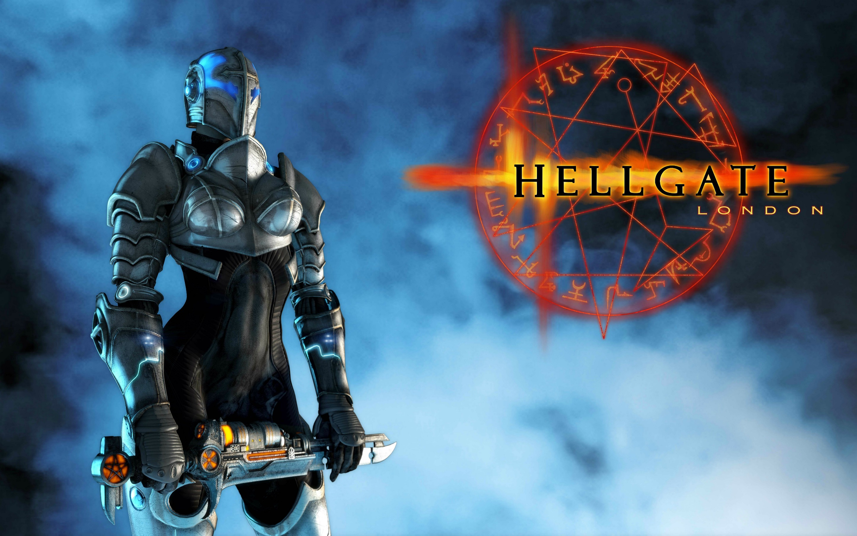 Hellgate london game girls
