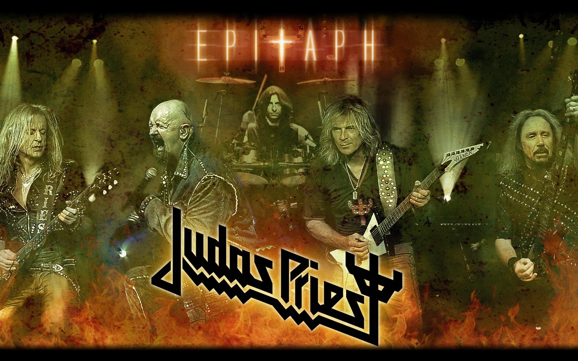 Judas Priest Fondo De Pantalla Hd Fondo De Escritorio