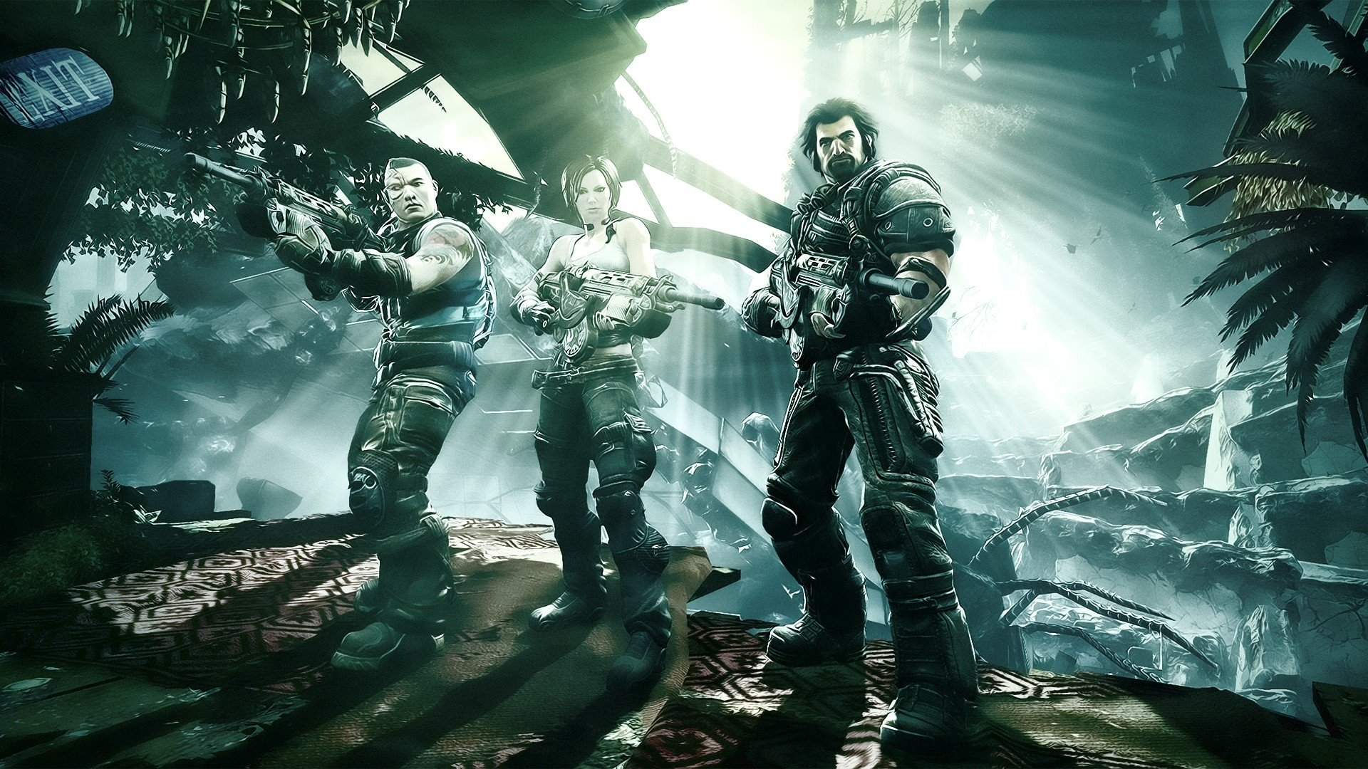 Video Game - Bulletstorm  Wallpaper