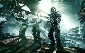 Video Game - Bulletstorm Wallpapers and Backgrounds ID : 172251