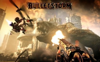 Video Game - Bulletstorm Wallpapers and Backgrounds ID : 172261