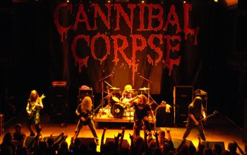 Музыка - Cannibal Corpse Wallpapers and Backgrounds ID : 172553