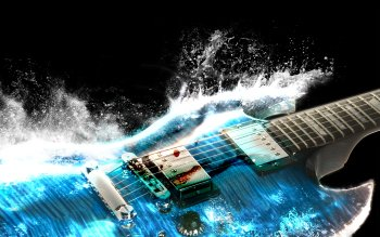 Muziek - Guitar Wallpapers and Backgrounds ID : 172683