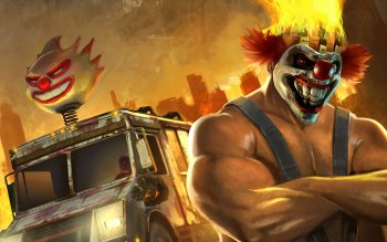 Video Game - Twisted Metal Wallpapers and Backgrounds ID : 172691