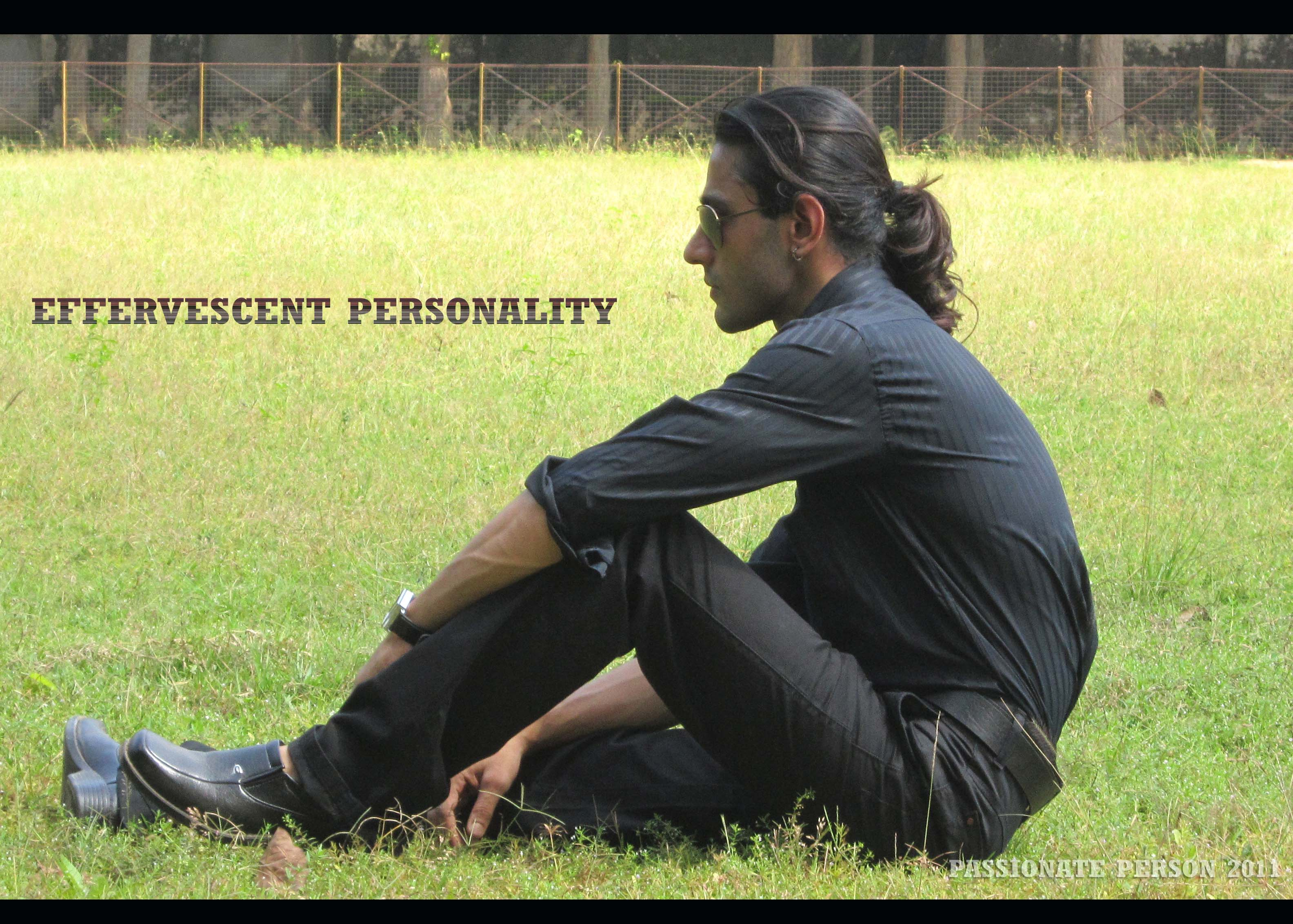 Men - Model  - Passionate Men Model - Rajkumar Patra Ponytail Hairstyle - Bengali Model Rajkumar Wallpaper