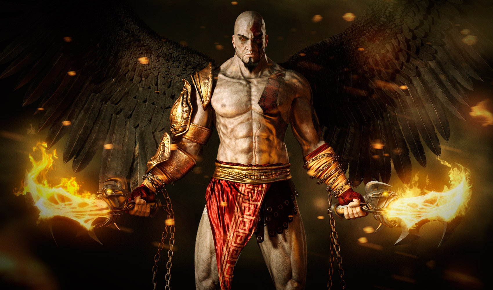 43 God Of War Hd Wallpapers Background Images Wallpaper Abyss