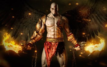 Компьютерная игра - God Of War Wallpapers and Backgrounds ID : 173641