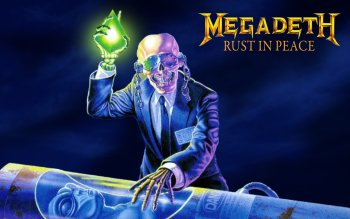 Music - Megadeth Wallpapers and Backgrounds ID : 174133