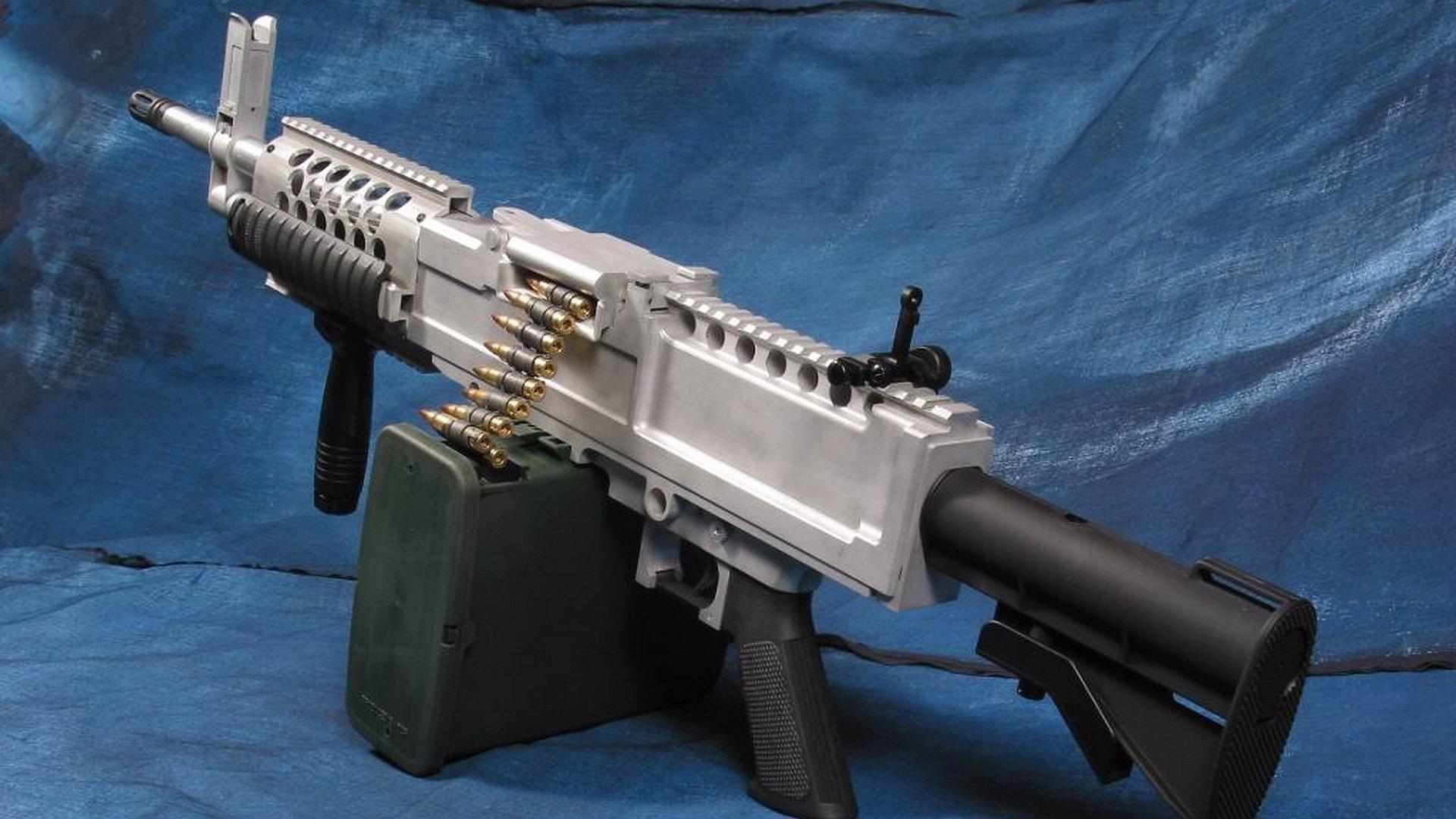 Waffen - Heavy Machine Gun  Wallpaper