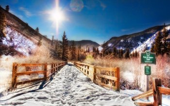 Aarde - Winter Wallpapers and Backgrounds ID : 175251