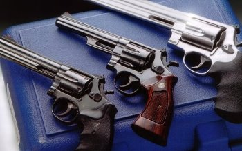 Weapons - Revolver Wallpapers and Backgrounds ID : 175543