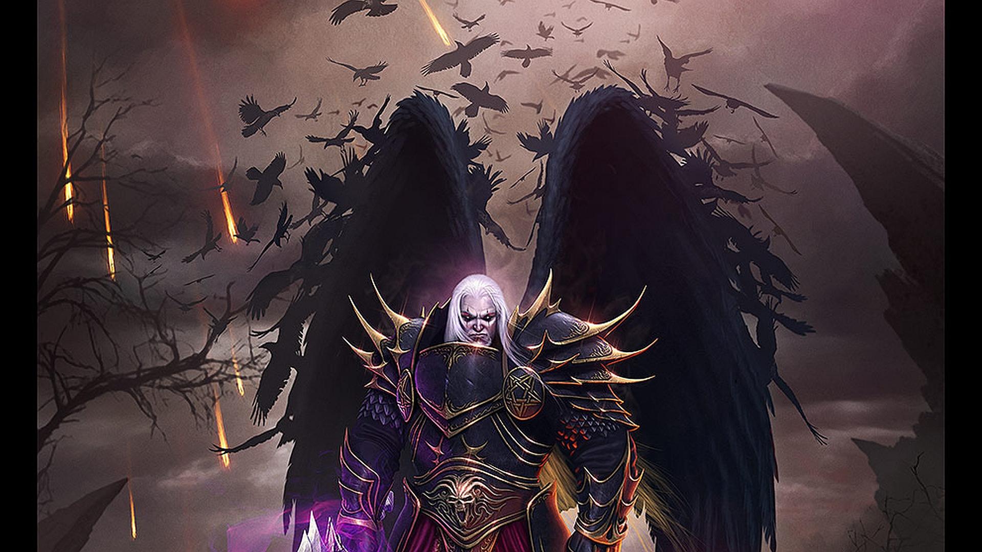 Angel hd wallpaper background image 1920x1080 id - Dark gothic angel wallpaper ...