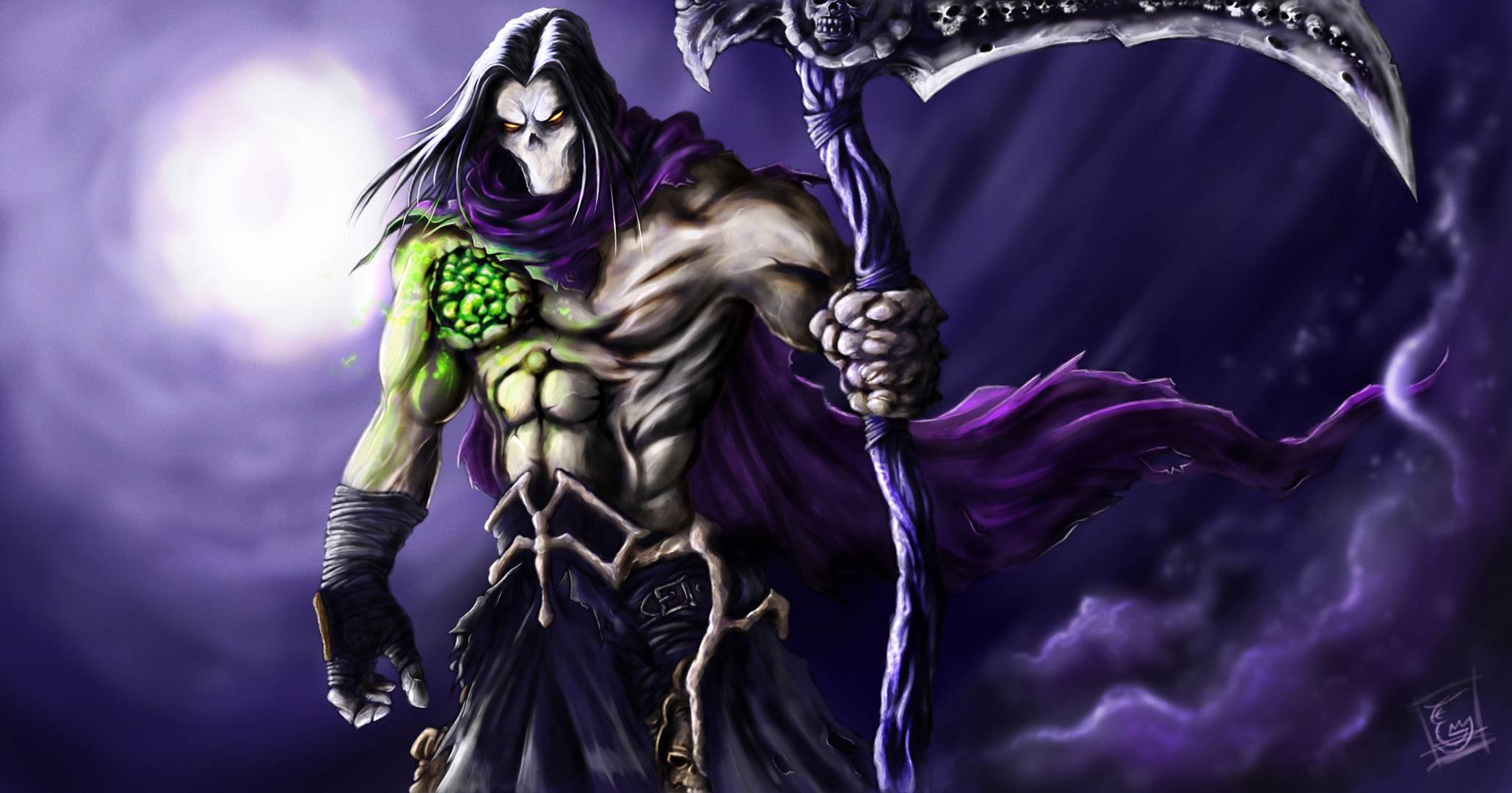 darksiders 2 Full HD Wallpaper and Background | 1920x1200 | ID:249717