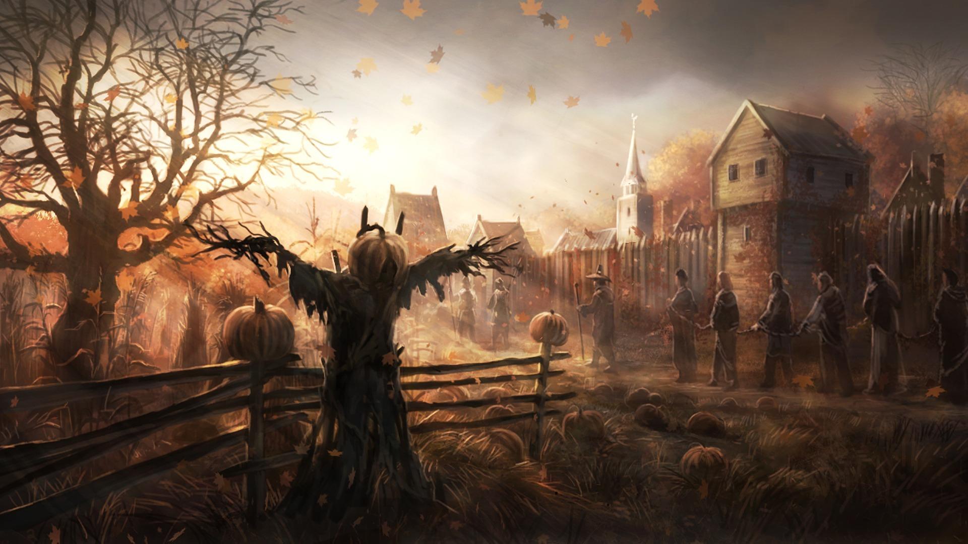 1920x1080 hd halloween wallpaper - photo #28