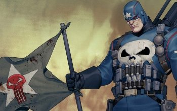 Comics - Punisher Wallpapers and Backgrounds ID : 176391