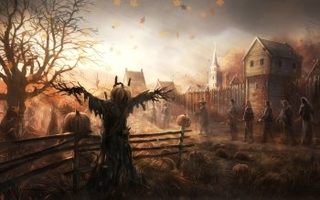 Holiday - Halloween Wallpapers and Backgrounds ID : 176971