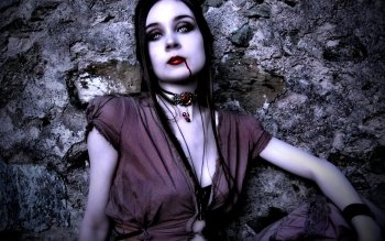Fantasy - Vampire Wallpapers and Backgrounds ID : 177991
