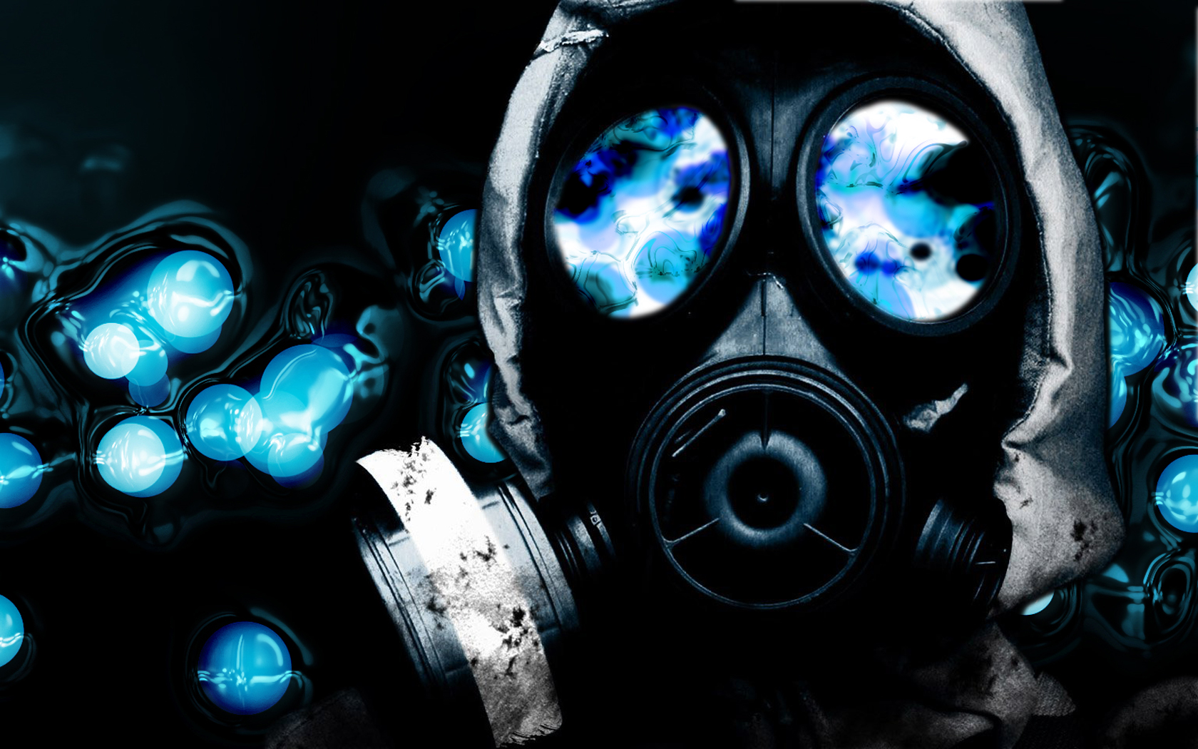 Gas Mask Wallpaper And Background Image