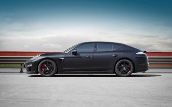 Vehicles - Panamera Turbo Wallpapers and Backgrounds ID : 178083