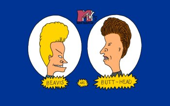Cartoon - Beavis And Butt-head Wallpapers and Backgrounds ID : 178553