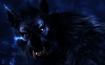 Dark - Werewolf Wallpapers and Backgrounds ID : 178651