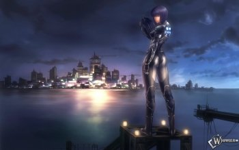 Anime - Ghost In The Shell Wallpapers and Backgrounds ID : 178821