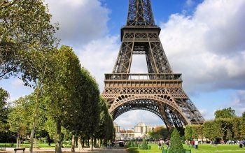Man Made - Eiffel Tower Wallpapers and Backgrounds ID : 178923