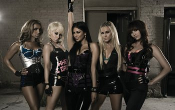 Music - The Pussycat Dolls Wallpapers and Backgrounds ID : 178981
