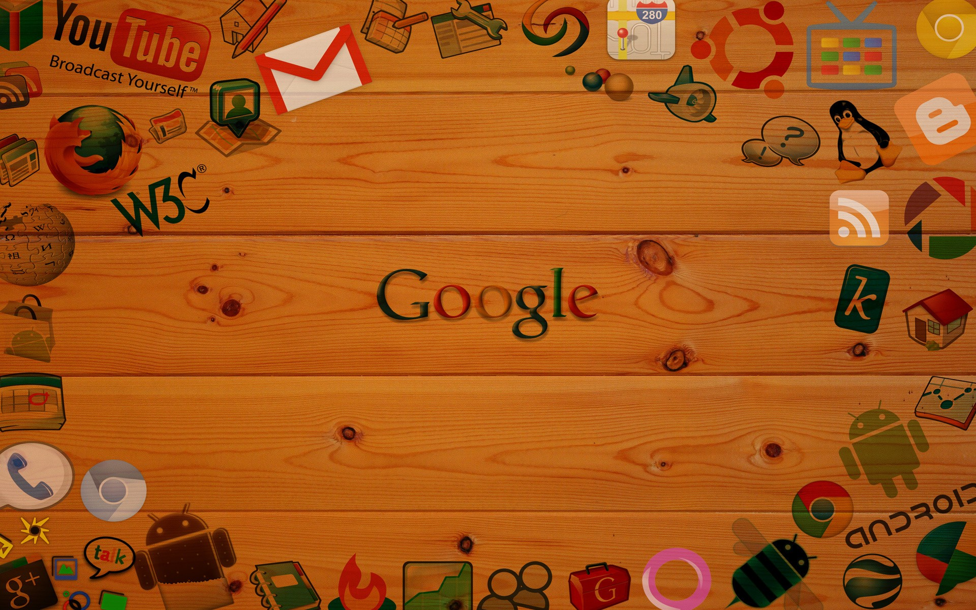 Technology - Google  Wallpaper