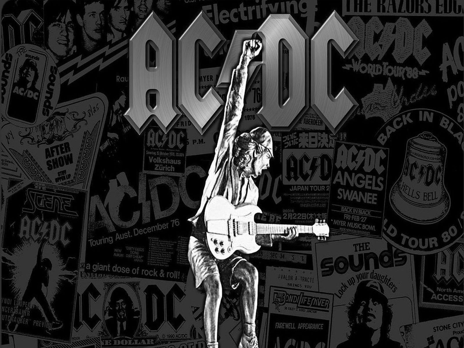 AC DC Wallpaper And Background Image