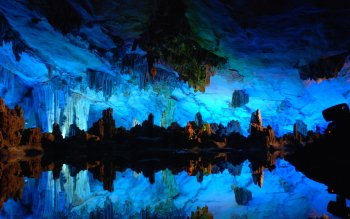 Earth - Reed Flute Cave Wallpapers and Backgrounds ID : 179163