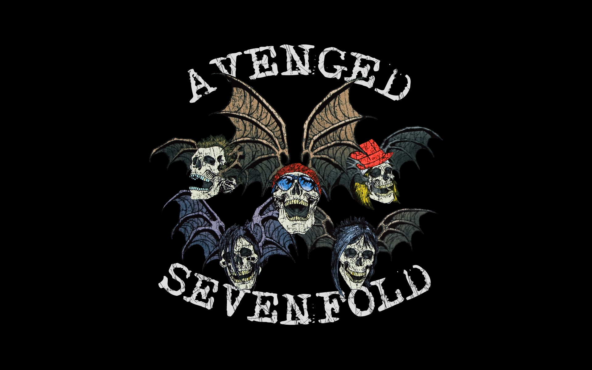 Avenged sevenfold full hd wallpaper and background image 1920x1200 music avenged sevenfold wallpaper voltagebd Images