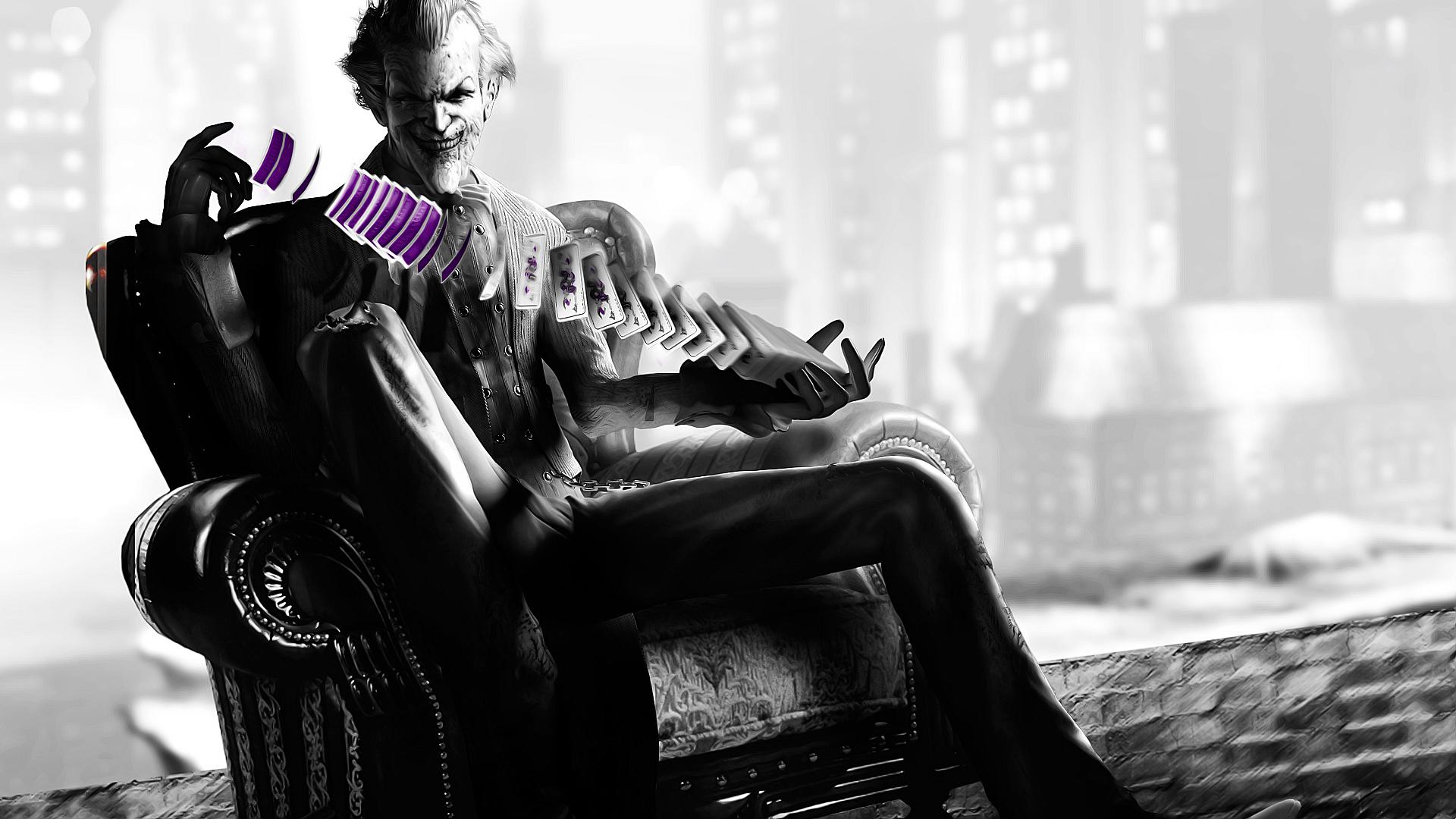 190 Batman Arkham City Hd Wallpapers Backgrounds