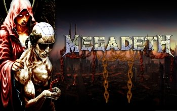 Music - Megadeth Wallpapers and Backgrounds ID : 180031