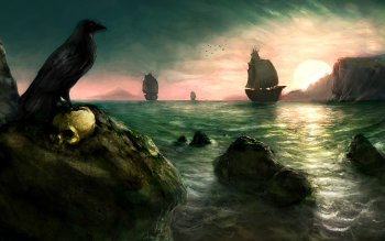 Fantasy - Ship Wallpapers and Backgrounds ID : 180661