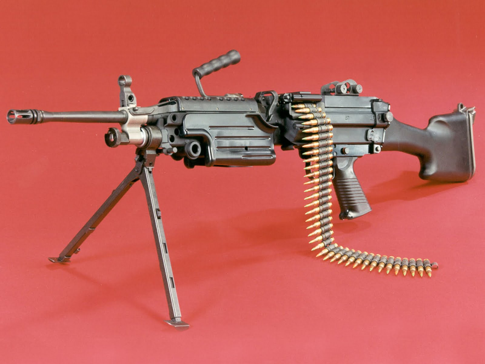 Machine Gun Wallpaper And Background Image